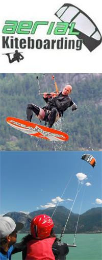 Aerial Kiteboarding School