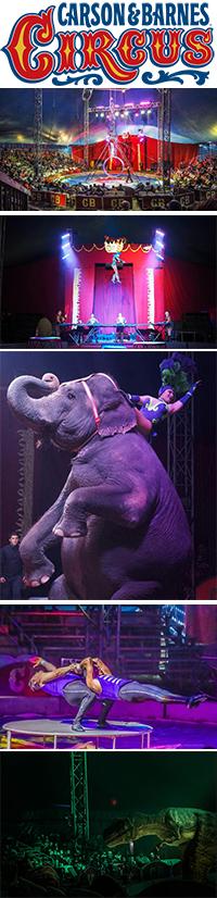 Carson 8 Barnes Circus