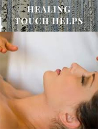 Healing Touch Helps