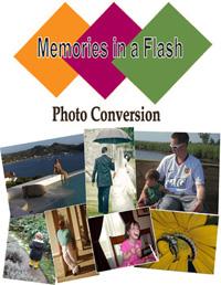 Memories in a Flash