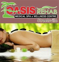 Oasis Rehab Medical Spa & Wellness Centre (Streetsville)