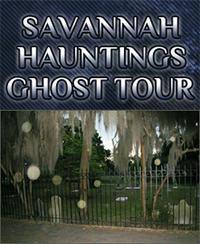 Savannah Hauntings Ghost Tour
