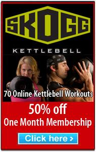 Skogg Kettlebell Gym