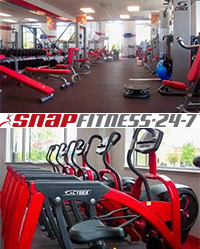 Snap Fitness Stone Ridge