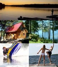 Spring Wood Cottages Resort
