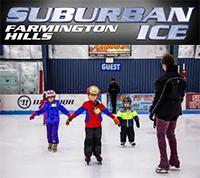 Suburban Ice Farmington Hills