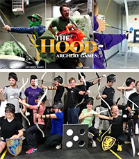 The Hood Archery Games