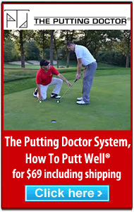 The Putting Doctor
