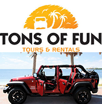 Tons Of Fun Tours And Rentals