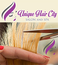 Unique Hair City Salon and Spa