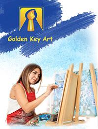 Golden Key Art